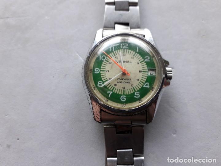 Relojes de pulsera: Lote 3 relojes mecánicos para caballero - Foto 5 - 138177318