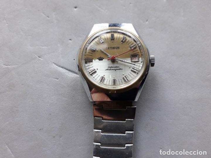 Relojes de pulsera: Lote 3 relojes mecánicos para caballero - Foto 6 - 138177318