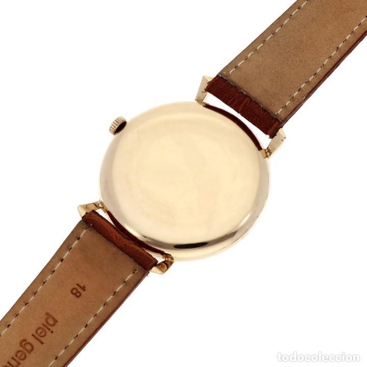 Relojes de pulsera: Cyma Vintage Manual Oro 18k Reloj para Caballero - Foto 5 - 138743574
