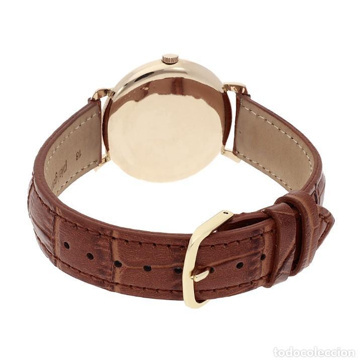 Relojes de pulsera: Cyma Vintage Manual Oro 18k Reloj para Caballero - Foto 6 - 138743574
