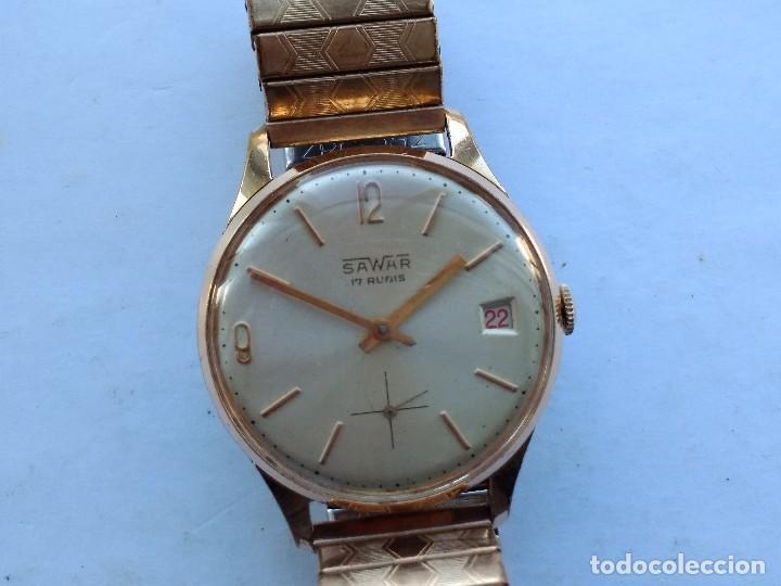 RELOJ CUERDA CHAPADO (Relojes - Pulsera Carga Manual)