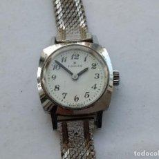 Relojes de pulsera: RELOJ EDOX DAMA. Lote 138792690