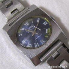 Relojes de pulsera: RELOJ DE PULSERA A CUERDA DUWARD DIPLOMATIC DE SEÑORA. Lote 138820570