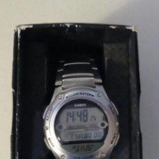 Relojes de pulsera: RELOJ CASIO CON SU CAJA. Lote 138876029