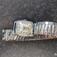 Relojes de pulsera: RELOJ SIRO, CUERDA, 25X30 MM, VINTAGE, NO FUNCIONA.. Lote 139034874