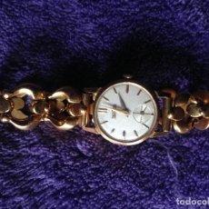 Relojes de pulsera: RELOJ ORO HERODIA AÑOS PPOS XX. Lote 139037794