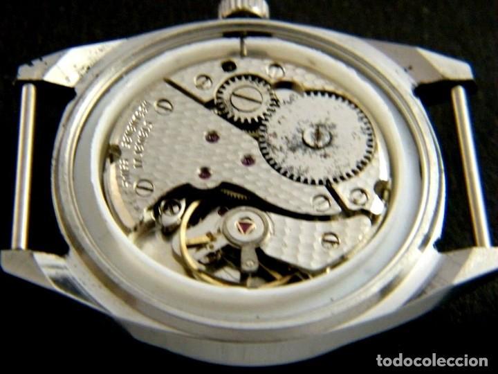 Relojes de pulsera: antiguo reloj oris disney.funcionando mickey. años 50. - Foto 2 - 139129818