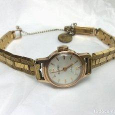 Relojes de pulsera: RELOJ VINTAGE DUWARD DE CARGA MANUAL 17R SWISS - CAJA 17 MM - NO FUNCIONA. Lote 139204850