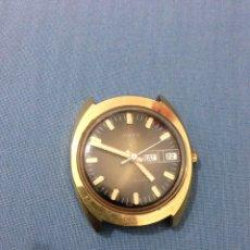 Relojes de pulsera: RELOJ TIMEX CUERDA WATER RESISTANT. Lote 139212309