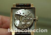 Relojes de pulsera: Reloj Cauny Prima Lunette-Carrure Plaque Or 10 Microns 15 rubis a Funcionar - Foto 8 - 139287446