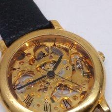 Relojes de pulsera: RELOJ JEAN BELLVE NUEVO SIN USO CARGA MANUAL. Lote 162668530