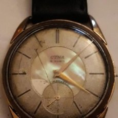 Relojes de pulsera: RELOJ DE PULSERA CABALLERO CARGA MANUAL CEYNA 15 RUBIS, FUNCIONA. Lote 139399750