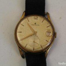 Relojes de pulsera: RELOJ MANUAL FESTINA CHAPADO EN ORO. Lote 139490062