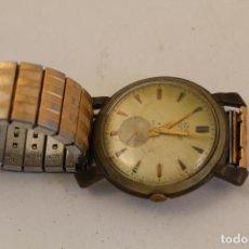 Relojes de pulsera: RELOJ MANUAL FESTINA CHAPADO EN ORO. Lote 139490370