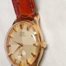 Relojes de pulsera: DOGMA - MANUAL. AÑOS 50. FUNCIONANDO. 38 MM. S/C. P. ORO. IMPECABLE. INFO EN DESCRIPCION.. Lote 139689866