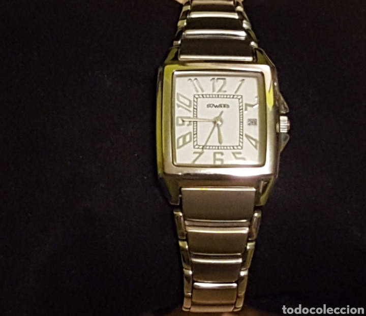 Relojes de pulsera: DOS RELOJES DUWARD UNISEX ACERO - Foto 2 - 139743132