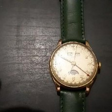 Relojes de pulsera: RELOJ MADE SWISS C.LL SEVENTEN 18 KL. Lote 139750166