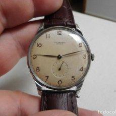Relojes de pulsera: RELOJ DE CUERDA UNIVERSAL GENEVE CAL. 262. Lote 139839654