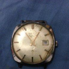 Relojes de pulsera: RELOJ DUWARD 17 RUBIS. Lote 139973849
