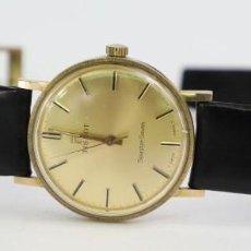 Relojes de pulsera: VINTAGE GENTS TISSOT SEASTAR SEVEN HAND-WIND WRISTWATCH WORKING ORIGINAL BOX. Lote 139985518