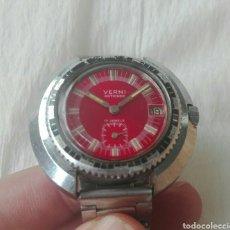 Relojes de pulsera: RELOJ VERNI.. Lote 140011830