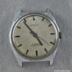 Relojes de pulsera: RELOJ DE CUERDA ORDIAM, 35 MM S.C.C NO FUNCIONA. Lote 140027538