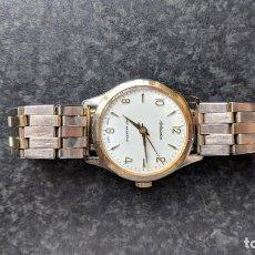 Relojes de pulsera: RELOJ DE CUERDA SPLENDEX, 35 MM S.C.C FUNCIONA BIEN, CORREA FLEXO, VINTAGE.. Lote 140126490