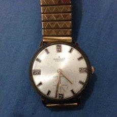 Relojes de pulsera: RELOJ RADIANT 17 RUBIS. Lote 140129734