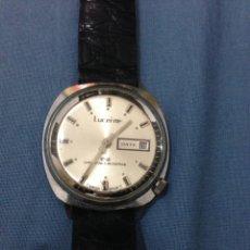 Relojes de pulsera: RELOJ LUCERNE VINTAGE. Lote 140135304