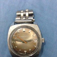 Relojes de pulsera: RELOJ SUPER WATCH 17 JEWELS. Lote 140140657