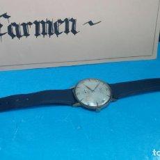Relojes de pulsera: ANTIQUE RELOJ CAUNY DE 23 RUBÍS, MAQUINARIA ORIGINAL BIEN CONSERVABA. Lote 140288242