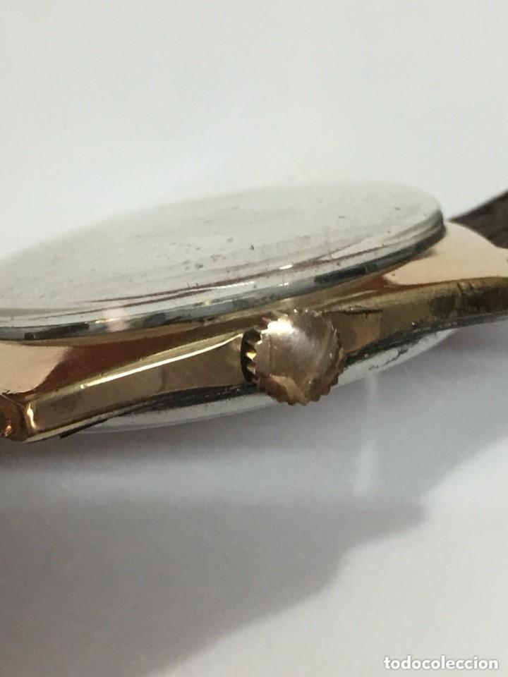 Relojes de pulsera: reloj festina made in suiza vintage circla 1960chapado oro 10 micras perfecto funcionamiento - Foto 4 - 140396486