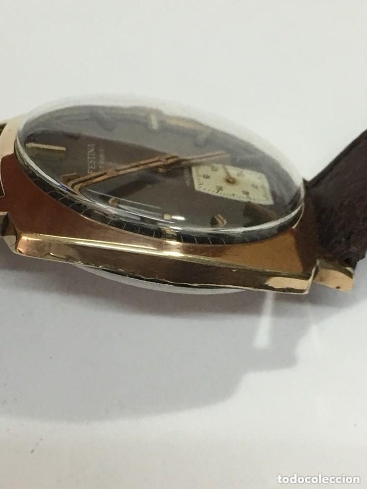 Relojes de pulsera: reloj festina made in suiza vintage circla 1960chapado oro 10 micras perfecto funcionamiento - Foto 6 - 140396486