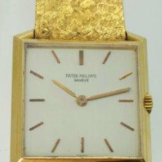 Relojes de pulsera: PATEK PHILIPPE CALATRAVA ORO18KTS. ¡¡COMO NUEVO!!. Lote 40688775