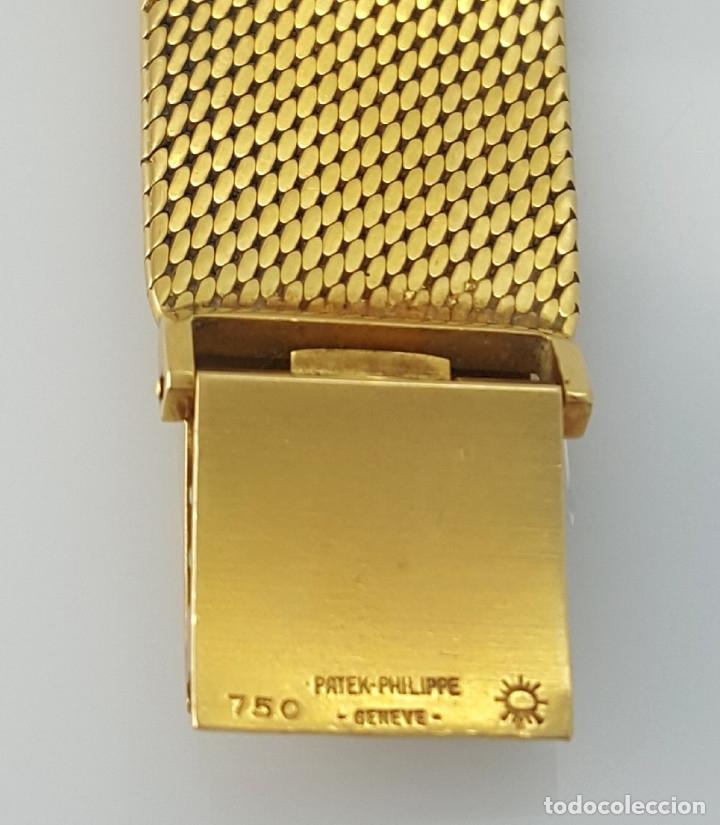 Relojes de pulsera: PATEK PHILIPPE CALATRAVA ORO18kts. ¡¡COMO NUEVO!! - Foto 6 - 40688775