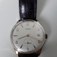 Relojes de pulsera: RELOJ CAUNY. Lote 140577326