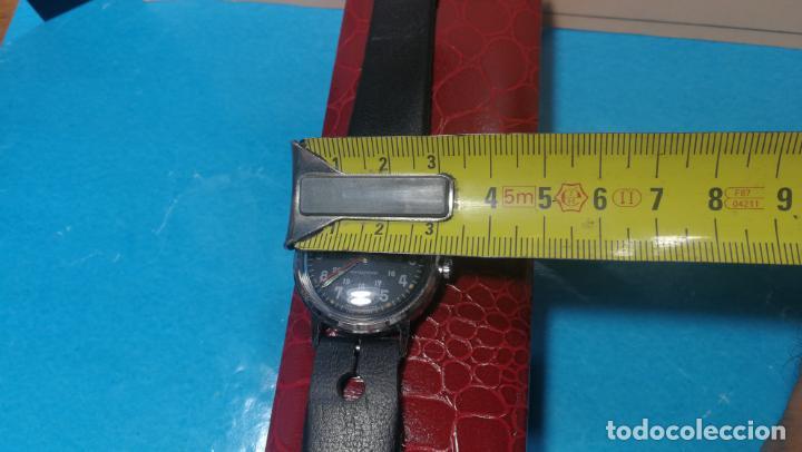 Relojes de pulsera: Botito reloj de cuerda estilo militar - Foto 13 - 140660010