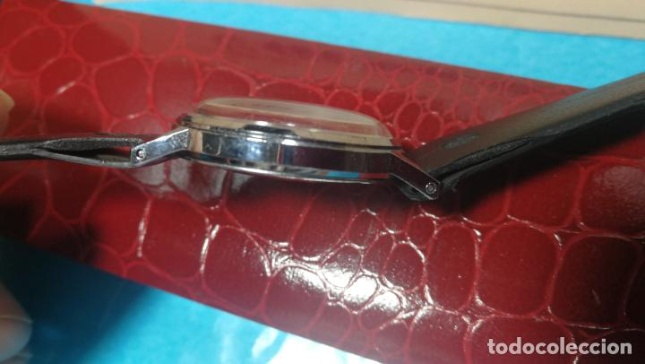 Relojes de pulsera: Botito reloj de cuerda estilo militar - Foto 17 - 140660010