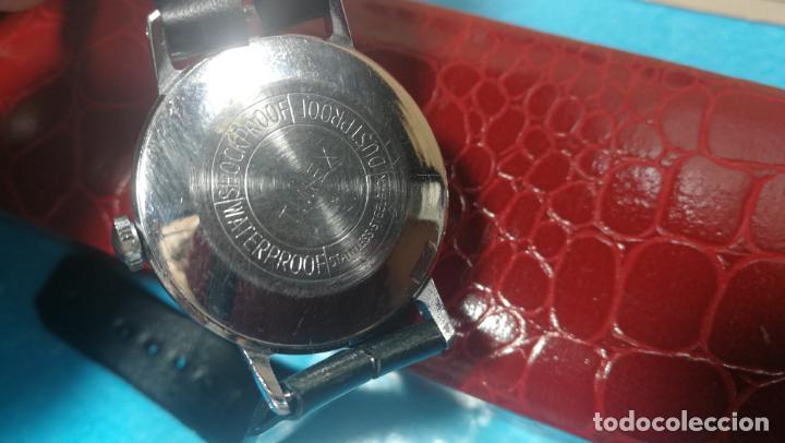 Relojes de pulsera: Botito reloj de cuerda estilo militar - Foto 21 - 140660010