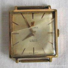 Relojes de pulsera: RELOJ FESTINA DE CUERDA FUNCIONANDO. Lote 140725686