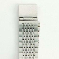 Relojes de pulsera: RELOJ DE PULSERA TECHNOS. ANTIMAGNETIC. SUIZA. CIRCA 1950. . Lote 140884150
