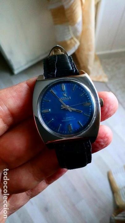 Relojes de pulsera: BONITO RELOJ VINTAGE SUIZO NINO - Foto 2 - 140891010