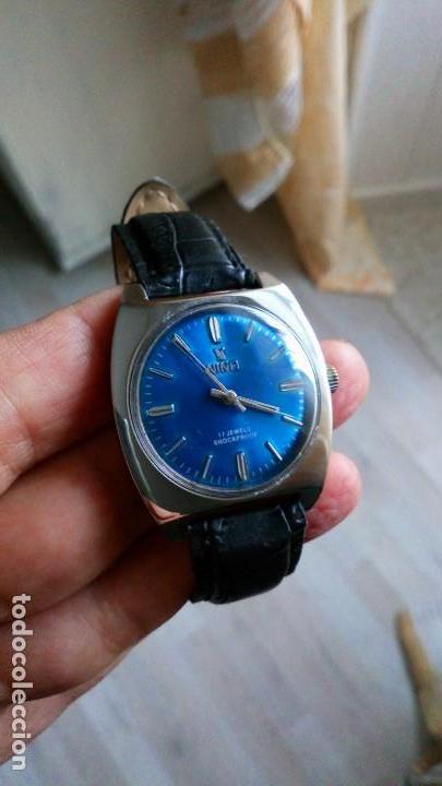 Relojes de pulsera: BONITO RELOJ VINTAGE SUIZO NINO - Foto 4 - 140891010