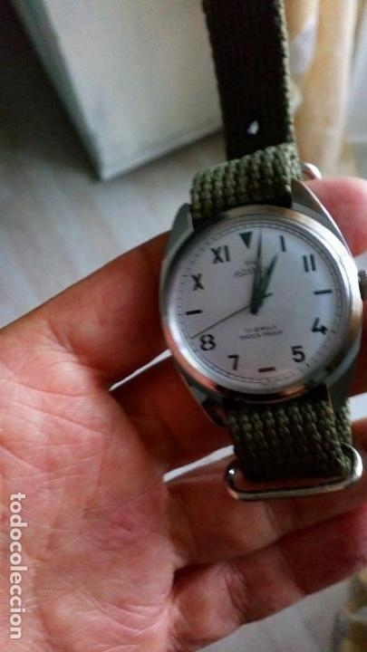Relojes de pulsera: BONITO RELOJ VINTAGE SUIZO ROAMER DEPORTIVO NUEVO. - Foto 3 - 140891734