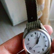 Relojes de pulsera: BONITO RELOJ VINTAGE SUIZO ROAMER DEPORTIVO NUEVO. . Lote 140891734