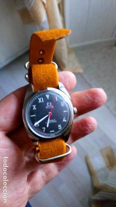 Relojes de pulsera: BONITO RELOJ VINTAGE SUIZO TITUS DEPORTIVO NUEVO. - Foto 2 - 140892402
