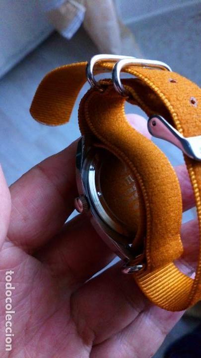 Relojes de pulsera: BONITO RELOJ VINTAGE SUIZO TITUS DEPORTIVO NUEVO. - Foto 4 - 140892402