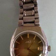 Relojes de pulsera: RELOJ DE PULSERA. MARCA JAZ.CARGA MANUAL. Lote 140948802