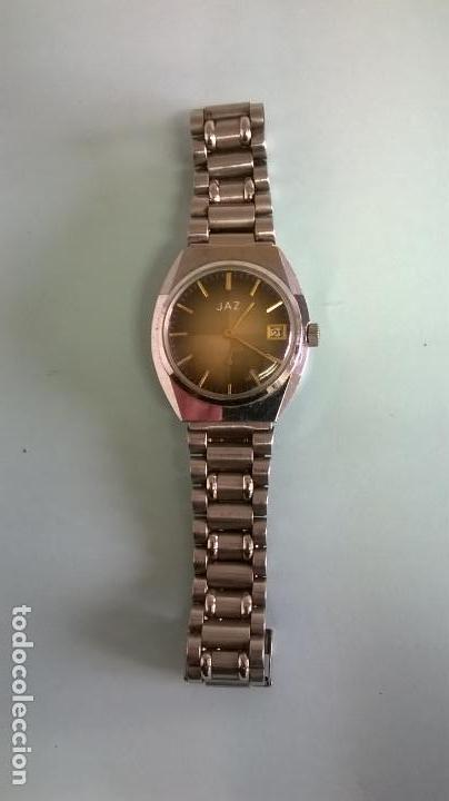 Relojes de pulsera: Reloj de pulsera. Marca Jaz.Carga manual - Foto 2 - 140948802