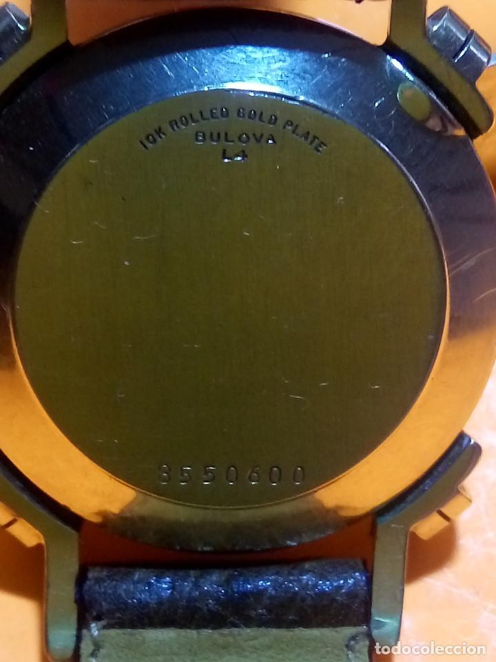 Relojes de pulsera: RELOJ BULOVA - MANUAL. AÑOS 50. FUNCIONANDO. CALIBRE 10 BT. TODO ORIGINAL. INFO EN DESCRIPCION. - Foto 2 - 141165558